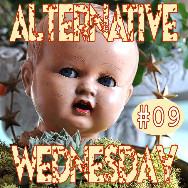 Alternative Wednesday #09 - 2017 on Spotify