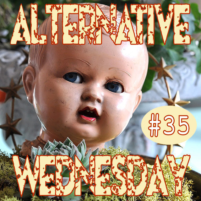 Alternative Wednesday #35 - 2017 on Spotify
