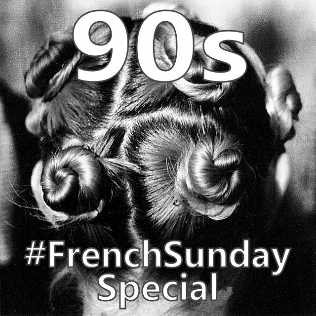 French Sunday Special 90s on Spotify