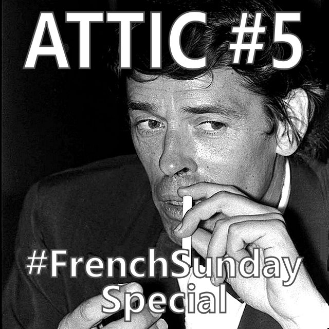 French Sunday Special attic-2 on Spotify