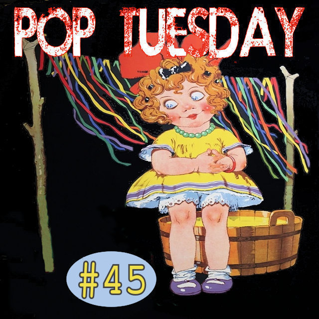 Pop Tuesday 2017 : #45 on Spotify