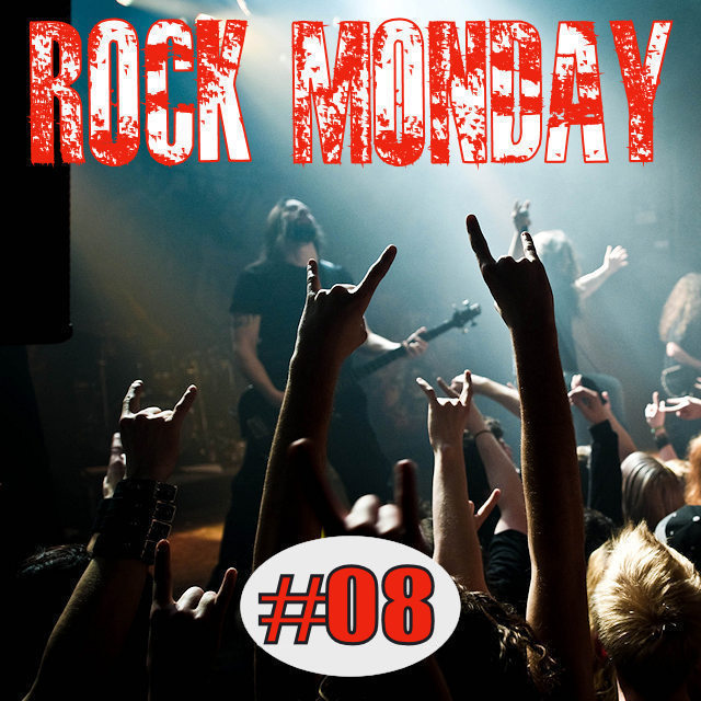 Rock Monday #08 - 2017 on Spotify