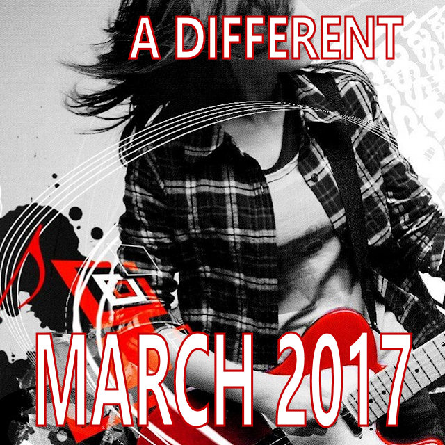 A Different March 2017 on Spotify