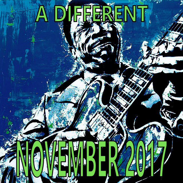 A Different November 2017 on Spotify