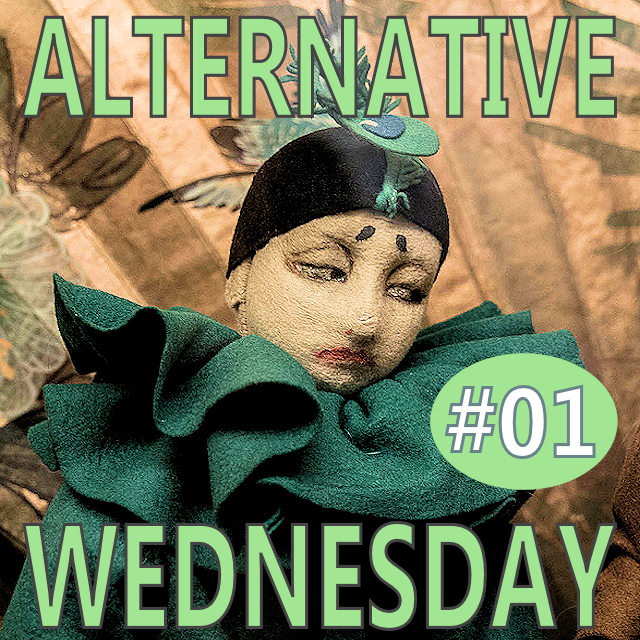 Alternative Wednesday #01 - 2018 on Spotify