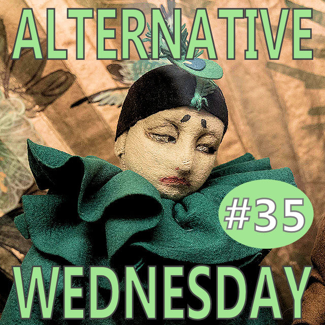 Alternative Wednesday #35 - 2018 on Spotify