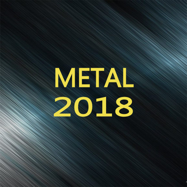 Hard Rock Metal 2018