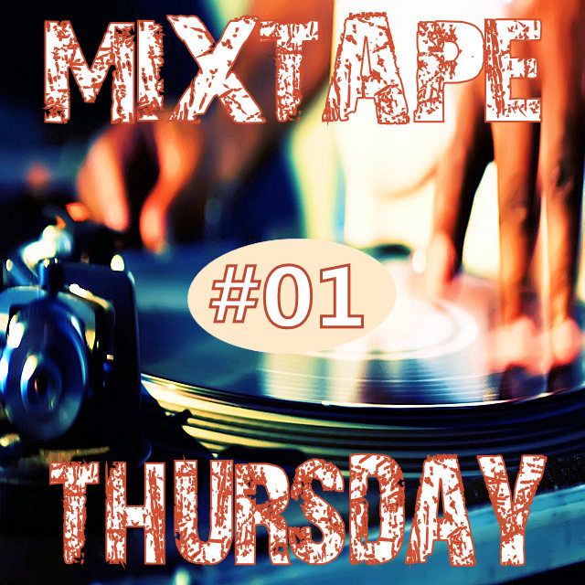 MixTape Thursday #01 - 2018 on Spotify