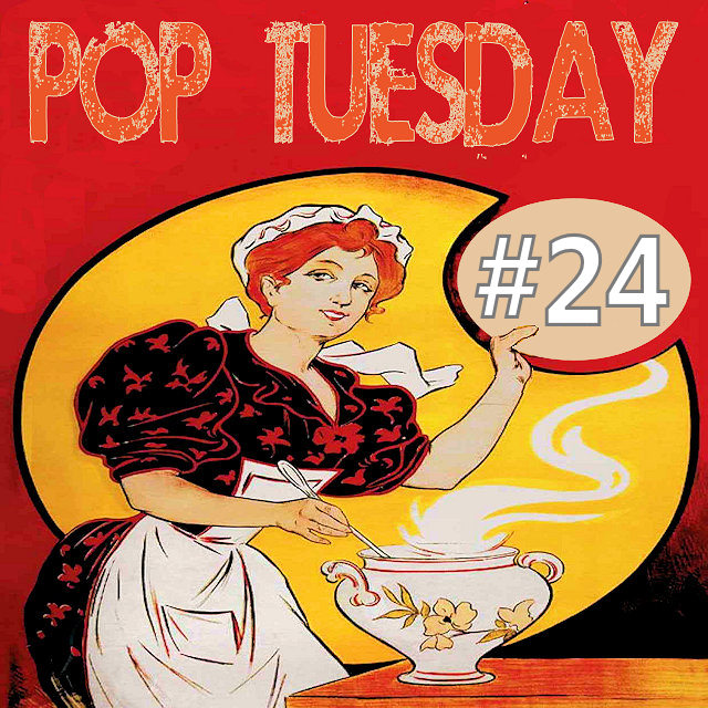 Pop Tuesday 2018 : #24 on Spotify