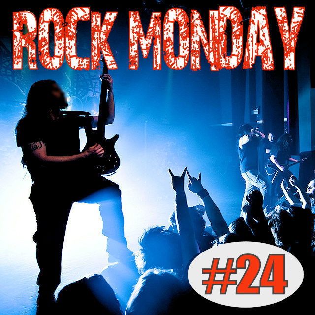 Rock Monday 2018 : #24 on Spotify