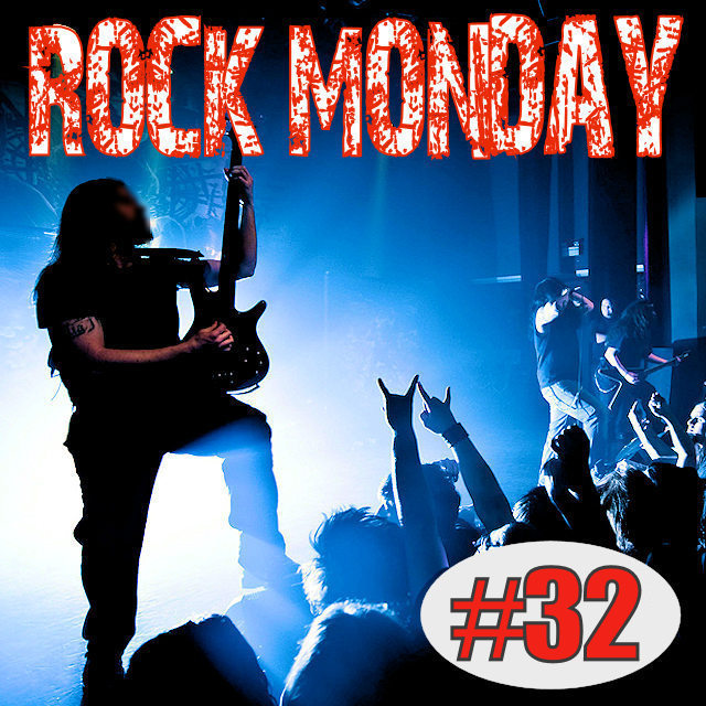 Rock Monday 2018 : #32 on Spotify