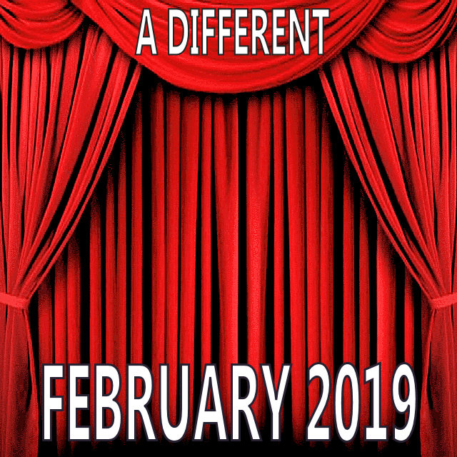 A Different February 2019 on Spotify