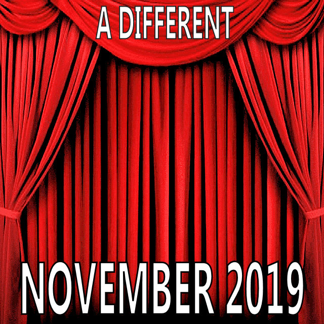 A Different November 2019 on Spotify