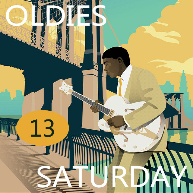 Oldies Saturday 2021 on Spotify