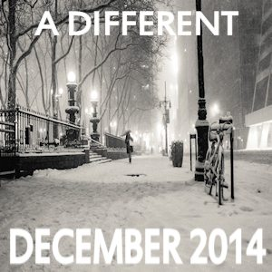 A Different December 2014 on Spotify