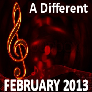 A Different February 2013 on Spotify