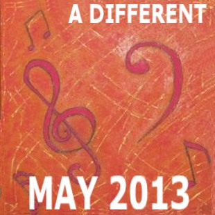 A Different May 2013 on Spotify